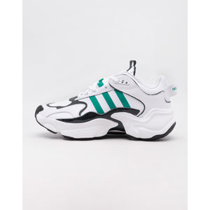 adidas Originals Magmur Runner Footwear White/ Glory Green/ Legend Ink 37