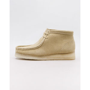 Clarks Originals Wallabee Boot Maple Suede 37