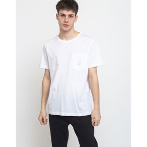 Makia Square Pocket T-Shirt White L