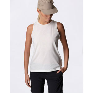 Houdini Sportswear W's Big Up Tank Powderday White S