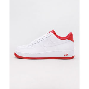 Nike Air Force 1 '07 White/ University Red 46