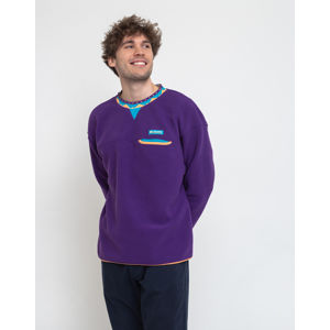 Columbia Wapitoo Fleece Pullover Vivid Purple M