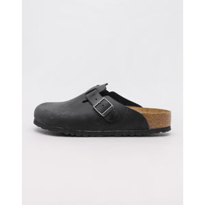 Birkenstock Boston NU Oiled Black 44