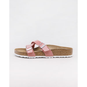 Birkenstock Yao Balance BF Patent Old Rose 38