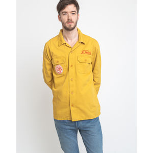 Deus Ex Machina Sea Squalor Shirt Mimosa Gold XL