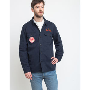 Deus Ex Machina Sea Squalor Shirt Navy L