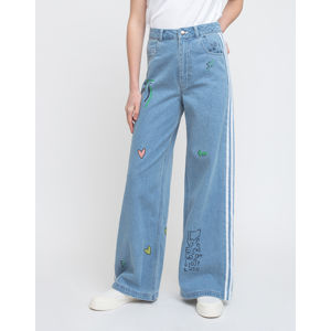 adidas Originals Denim Trackpant Clear Sky 36