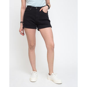 Levi's® Mom A Line Short 2 Black 26