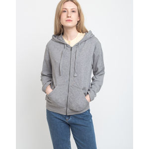 Patagonia W's Organic Cotton French Terry Hoody Feather Grey L