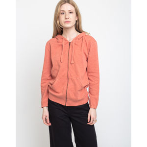 Patagonia W's Organic Cotton French Terry Hoody Mellow Melon S