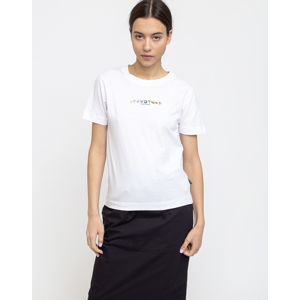 Dedicated T-shirt Mysen Worth Protecting White M