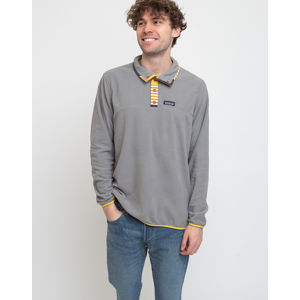Patagonia M's Micro D Snap-T P/O Feather Grey L