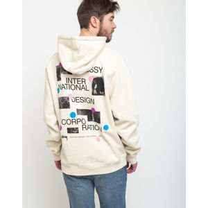 Stüssy Dot Collage Hood Cement L