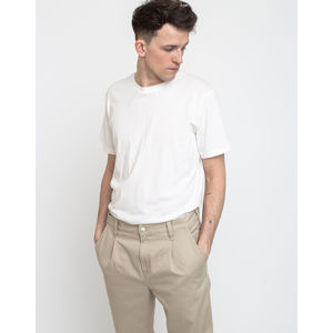 By Garment Makers The Organic Tee Marshmallow XS