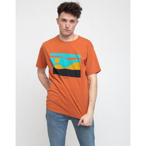 Thinking MU Ain´t No Sunshine T-shirt Terracotta XL