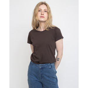 Colorful Standard Women Light Organic Tee Coffee Brown XS