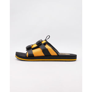 The North Face EQBC Slide TNF Black/TNF Yellow 45,5