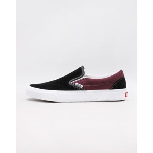Vans Classic Slip-On (P&C) Black/ Port Royale 46