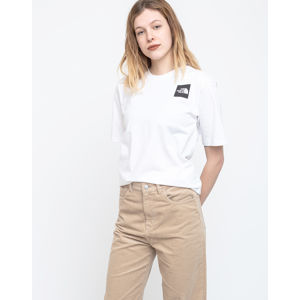 The North Face W Bf Fine Tee Tnf White L