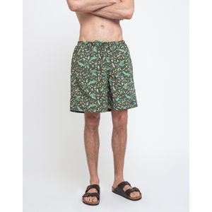 Patagonia M's Baggies Longs Alligators and Bullfrogs: Kale Green L