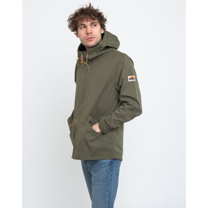 RVLT 7681 Hooded Jacket Army S