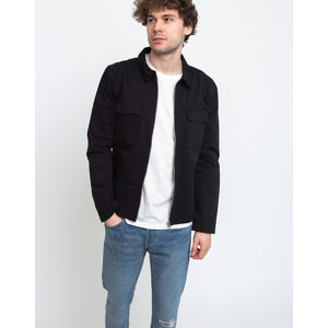 RVLT 7663 Shirt Jacket Black M