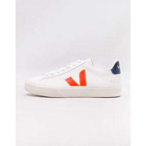 Veja Campo Extra White Orange Fluo Cobalt 39