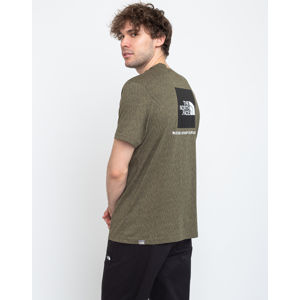 The North Face Red Box Tee Burntolive M