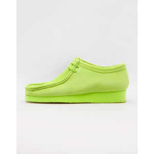 Clarks Originals Wallabee Lime Suede 43