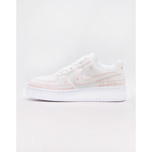 Nike Air Force 1 '07 LX Summit White/Summit White-University Red 36