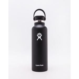 Hydro Flask Standard Mouth Flex Cap 621 ml Black