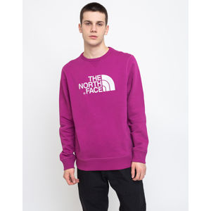 The North Face Drew Peak Crew Wild Aster Purple M