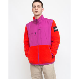 The North Face Denali Fleece Fiery Red/Wild Aster Prpl M