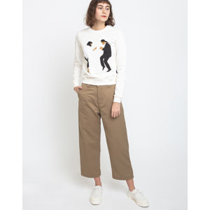 Dedicated Sweatshirt Ystad Pulp Fiction Dance Off-White L