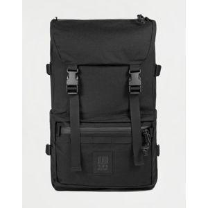 Topo Designs Rover Pack Tech Black/ Black