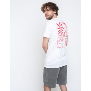 Wemoto Sunrise Tee White L