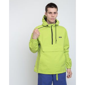 Obey Recess II Anorak Key Lime L