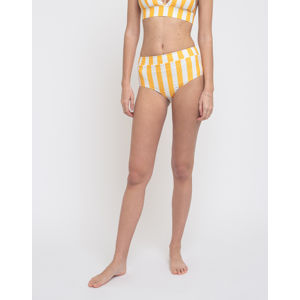Dedicated Bikini Pants Slite Big Stripes Yellow S