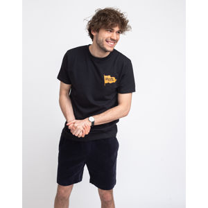 Wemoto Flag Studio Tee Black S