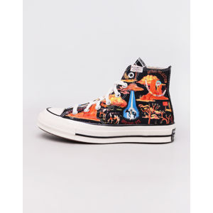 Converse Chuck 70 Twisted Resort Black/Multi/Egret 41