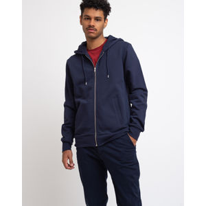 By Garment Makers The Organic Hoodie Navy Blazer S