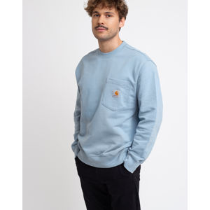 Carhartt WIP Pocket Sweat Frosted Blue M