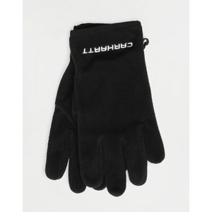 Carhartt WIP Beaumont Gloves Black / Wax S/M