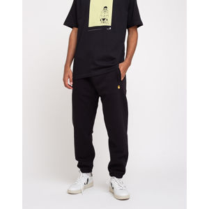 Carhartt WIP Chase Sweat Pant Black/Gold XL