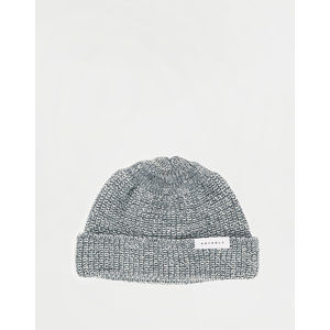 Rotholz Cropped Beanie Grey Melange