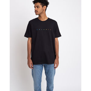 Rotholz Spacing T-Shirt Black/Colored S