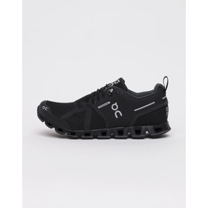 On Running Cloud Waterproof Black/Lunar 46