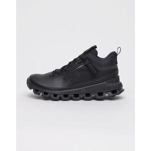 ON Running Cloud Hi Waterproof All Black 40,5