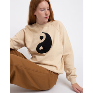 Thinking MU Yin Yang Sweatshirt Shell XS