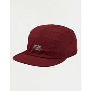 Nixon Crush Reversible Cap Burgundy / Fire